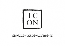 Icon Design Living Logo